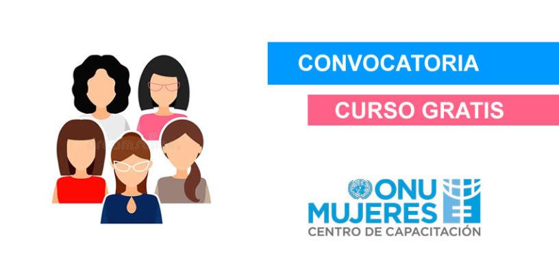Curso Online Liderazgo de las mujeres y poder de decisión ONU Mujeres
