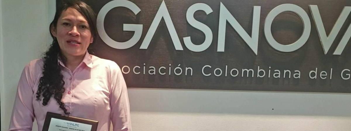 Lisved González, el alma de GASNOVA